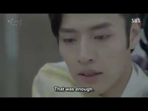 Sad moments of Scarlet Heart Ryeo (with Im Sun Hae's Will Be Back )