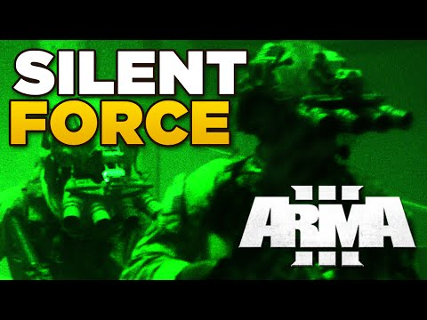 SILENT FORCE | Arma 3 Chernarus Ahoy EU3