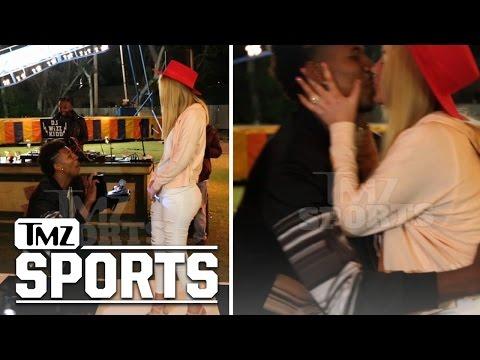 Iggy Azalea Engaged To Lakers BF Nick Young (Proposal Video) | TMZ Sports