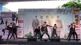 Download ULZZang Bonamana Miinah Thailand Audition Get Fun @ Korea 16072010 MP3 song and Music Video
