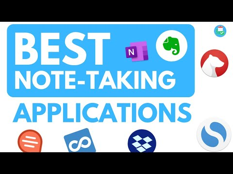 Top 10 Note-Taking Apps for 2017