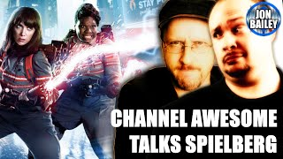 GHOSTBUSTERS & CHANNEL AWESOME (Epic Voice Review)