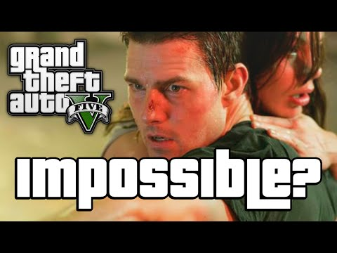 GTA V: IMPOSSIBLE MISSION!? (GTA 5 Next...