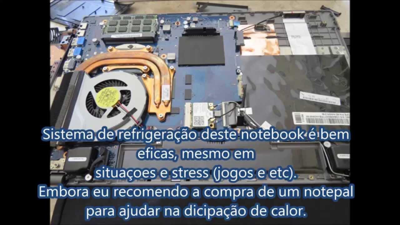 Notebook samsung para jogos - Review Notebook Samsung 550p5c Ad1