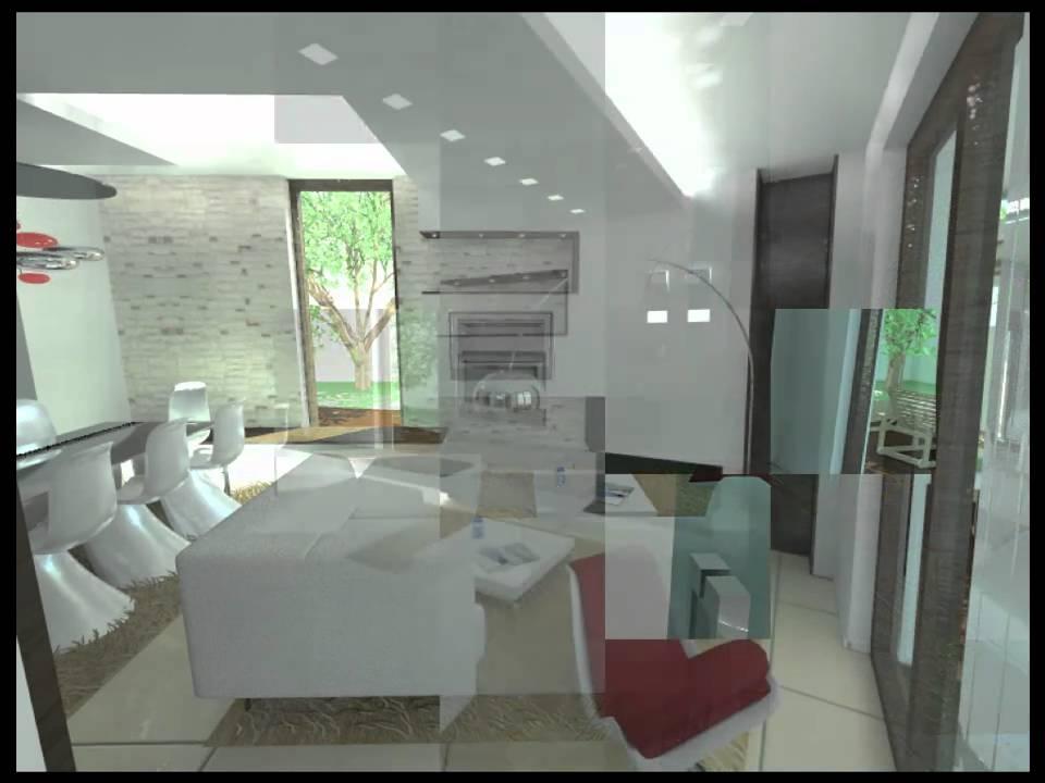 Interior Design - Soggiorno, Cucina, Esterno, Bagno, Letto - YouTube