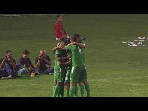 Highlight & Goal PSMS Medan V PSPS Riau