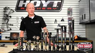 Choosing a stabilizer for your hunting bow