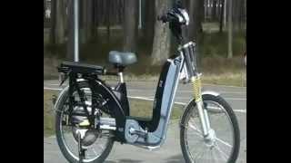 Электровелосипед eRitenis ER61(Интернет-магазин: http://ecoelectro.com.ua/electric-vehicles/electric-bicycle/ электровелосипеды цены, куплю электровелосипед, электр..., 2013-01-25T22:20:54.000Z)