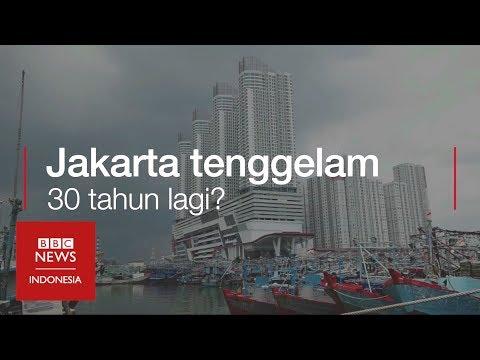 Jakarta Tenggelam 30 Tahun Lagi?