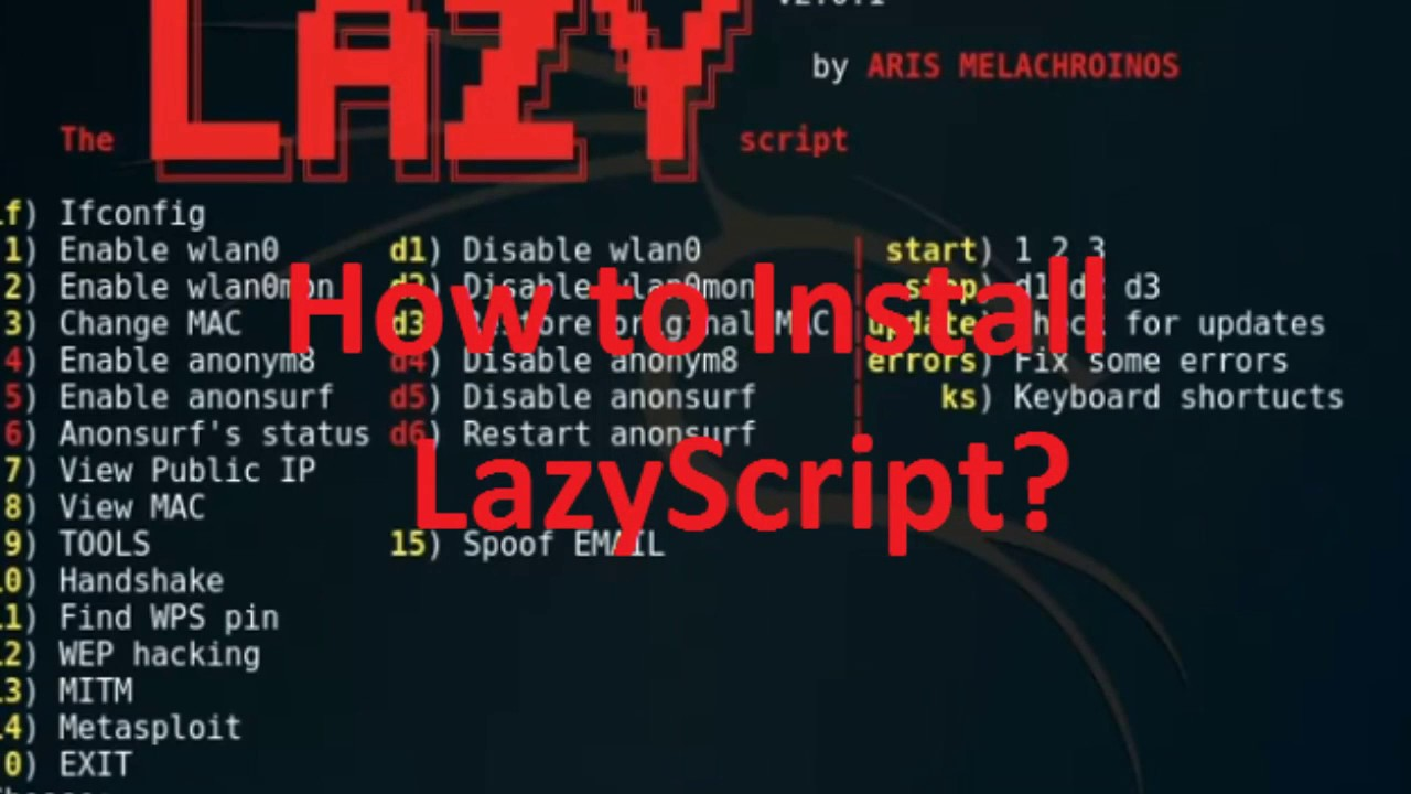 How to Install LazyScript?