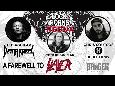 FAREWELL TO SLAYER  | Lock Horns Redux – Episode 1 youTube Thumbnail