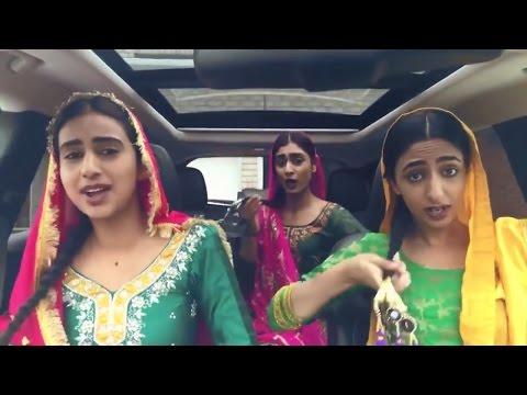 Punjabi Girls Amazing Bhangra Performance