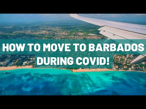How To Book A Digital Nomading Trip During COVID-19 (Explaining My Barbados Process)