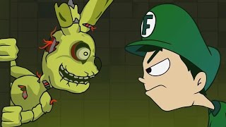 ANIMACIÓN DE Five Nights at Freddy's 3 - Fernanfloo Animado #3