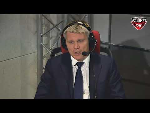 Павел Колобков в гостях у Спорт FM. 11.10.2017
