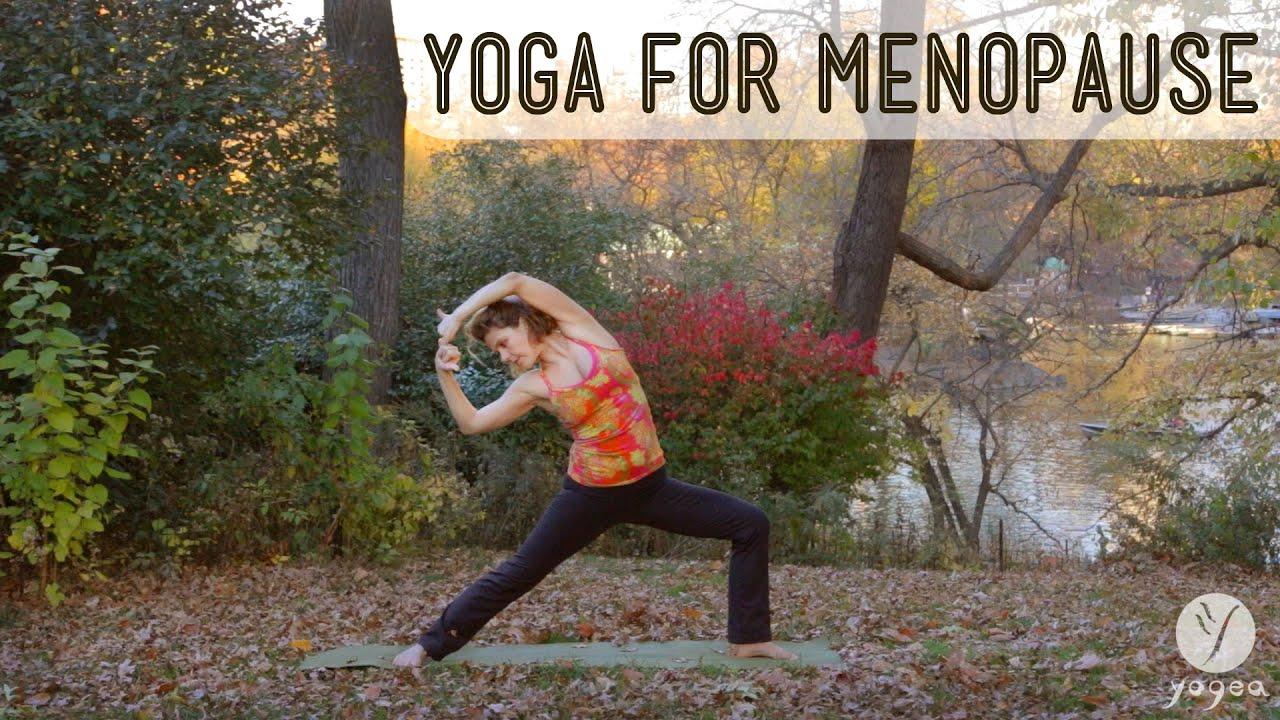 yoga et ménopause