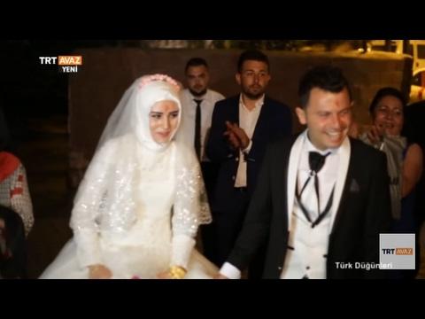 Türk Düğünleri - Azerbaycan Türkleri - Iğdır - 1. Bölüm - TRT Avaz
