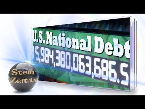 Bei wem sind wir eigentlich verschuldet? - Alex Quint bei SteinZeit
