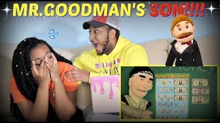 "SML Movie ""Mr. Goodman's Son!"" REACTION!!!"