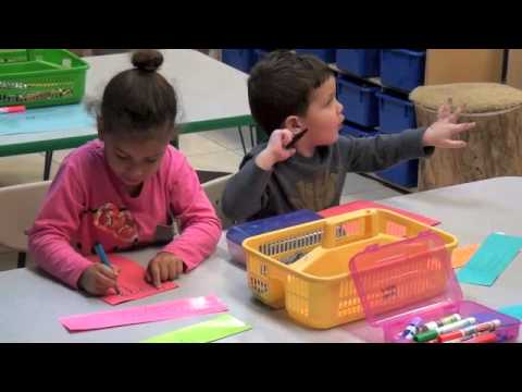 Pre-K Program at Gateway Early Learning Center - YouTube