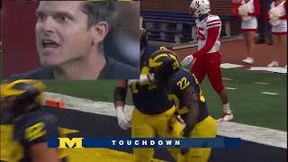 Michigan vs  Nebraska -  FOX COLLEGE FOOTBALL HIGHLIGHTS   YouTube