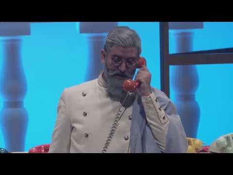 El Buen Dictador, la última comedia teatral de Manu Sánchez