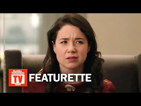The Good Fight Season 2 Featurette | 'TGF Taps Into The Real-World News Cycle' | Rotten Tomatoes TV