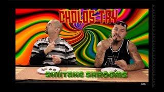 CHOLOS TRY SHIITAKE SNACKS #1 BIGTOKES™, FABEZ , CLOS , MARIO