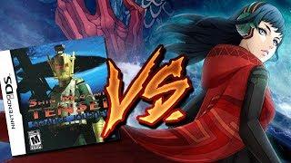 Shin Megami Tensei: Strange Journey REDUX 3DS VS DS Comparison