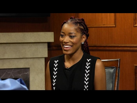 Keke Palmer on future of 'Scream Queens' | Larry King Now | Ora.TV
