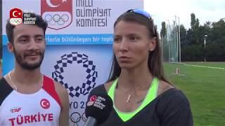Atletizm Milli Takımımız Berlin'e İddialı Gidiyor