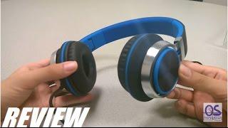 REVIEW: AILIHEN C8 Headphones [Mic] - $20?!