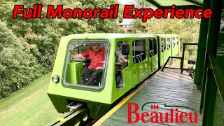 National Motor Museum Full Monorail Experience