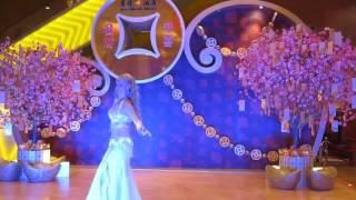 Сафи Левина - Самый красивый танец живота. восточные танцы, уроки