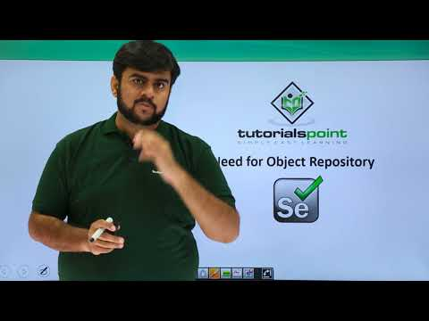 Selenium - Need for Object Repository - YouTube