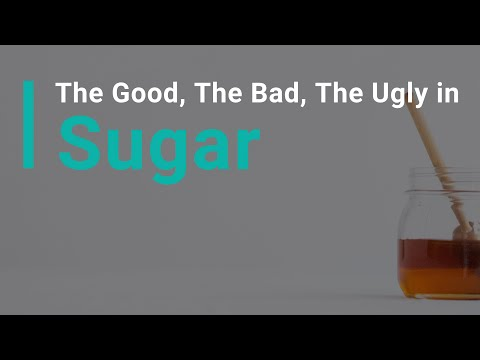 The Good, The Bad, The Ugly in Sugar Alternatives