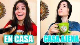 EN CASA VS EN CASA AJENA | iviiween thumbnail