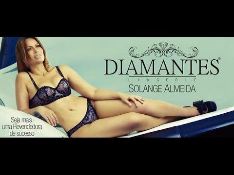 1eacad359 Diamantes Lingerie - YouTube