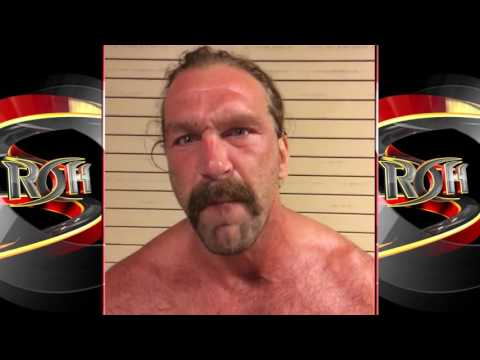 8/19/16 #DBD Silas Young Post match interview about Shibata