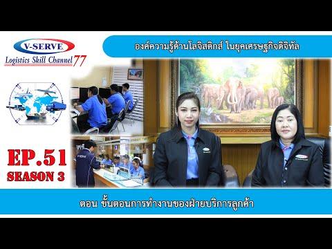 S3EP.51 ขั้นตอนการทำงานของฝ่ายบริการลูกค้า (Customer Service)