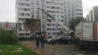 Взрыв газа в жилом доме: что произошло в Ногинске