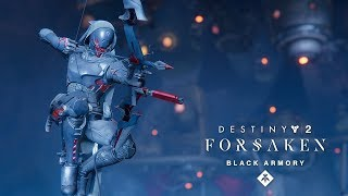Destiny 2: Forsaken Annual Pass – Black Armory Izanami Forge Trailer