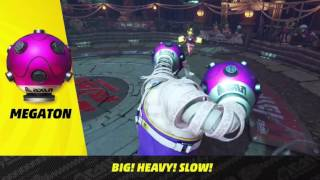 Meet the ARMS Fighters Including the NEW Kid Cobra! (Nintendo Direct)