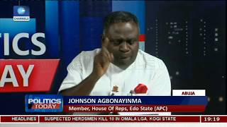 Sequence Of  Election: President Has The Right To Assent Or Not - Johnson Agbonayinma