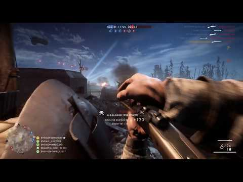 BF1 - Insane Conquest 126 Neville Nights (Lebel Model Infantry)