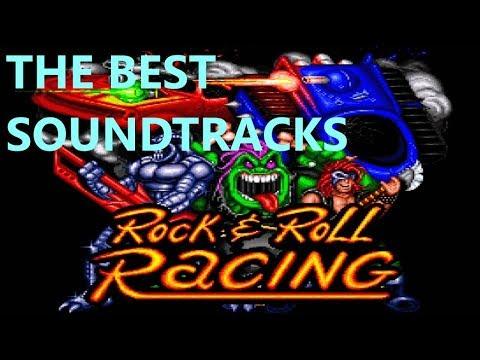 Саундтрек к игре rock n roll racing