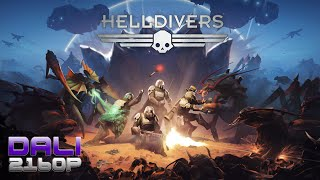 HELLDIVERS PC UltraHD 4K Gameplay 60fps 2160p