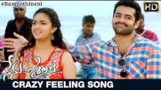 Crazy Feeling Ringtone ll The Super Khiladi 3(Nenu sailija) Ringtone Song