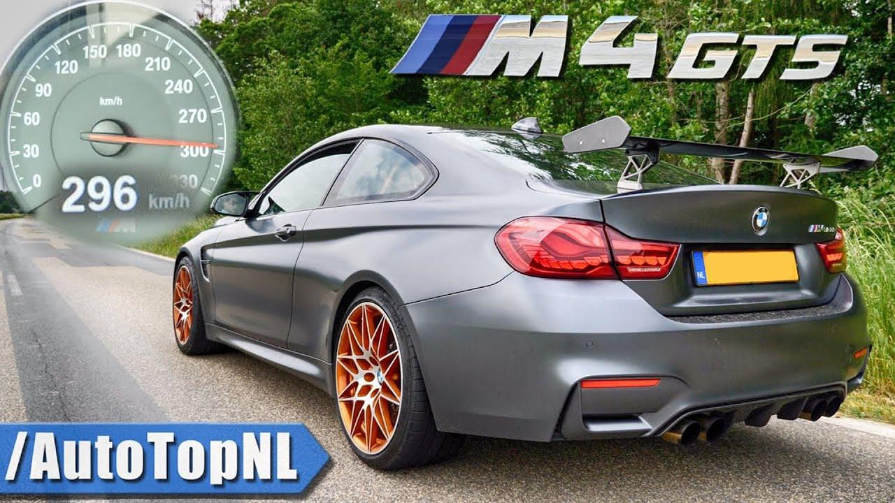 2020 BMW M4 Gts Ratings