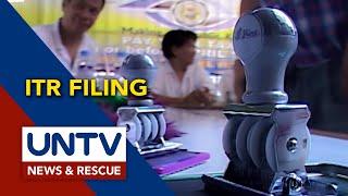 Extesion sa deadline ng paghahain ng income tax return, ipinanawagan ng mga mambabatas